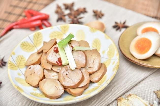 香滷素雞 1